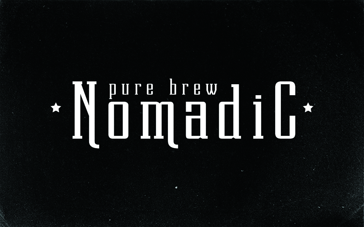 Dentra Typeface example image 6