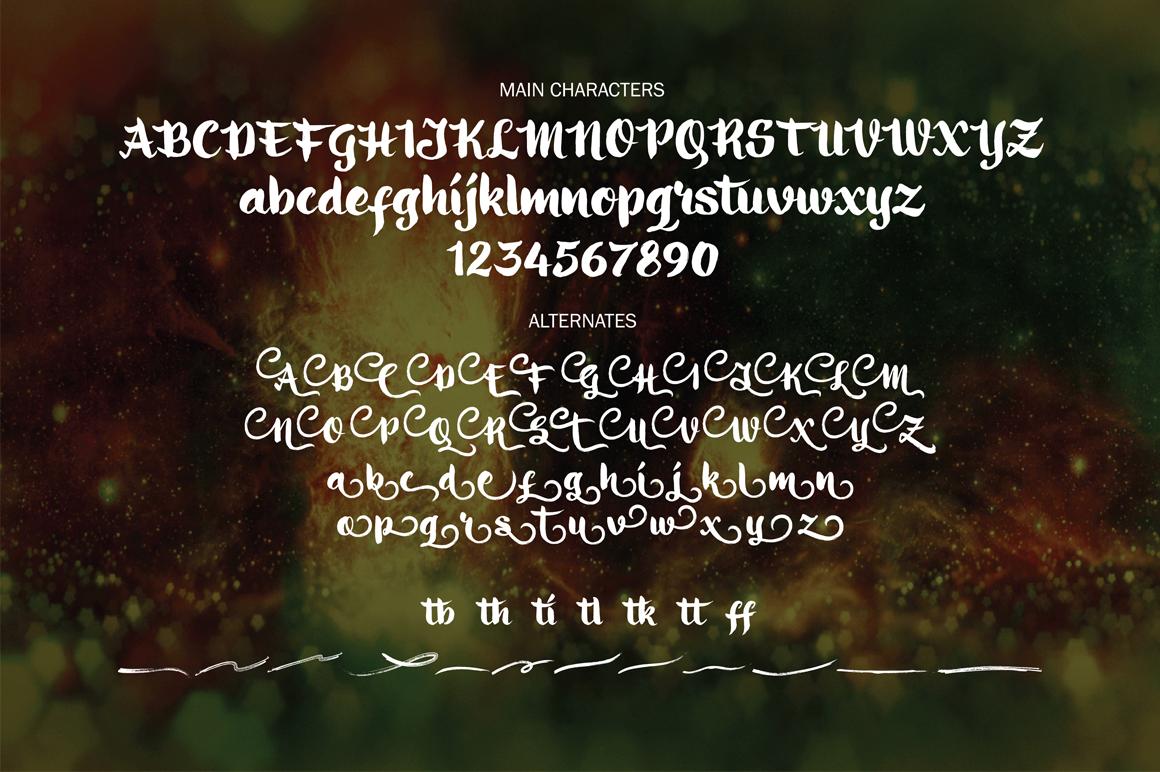 Ringotube font example image 8