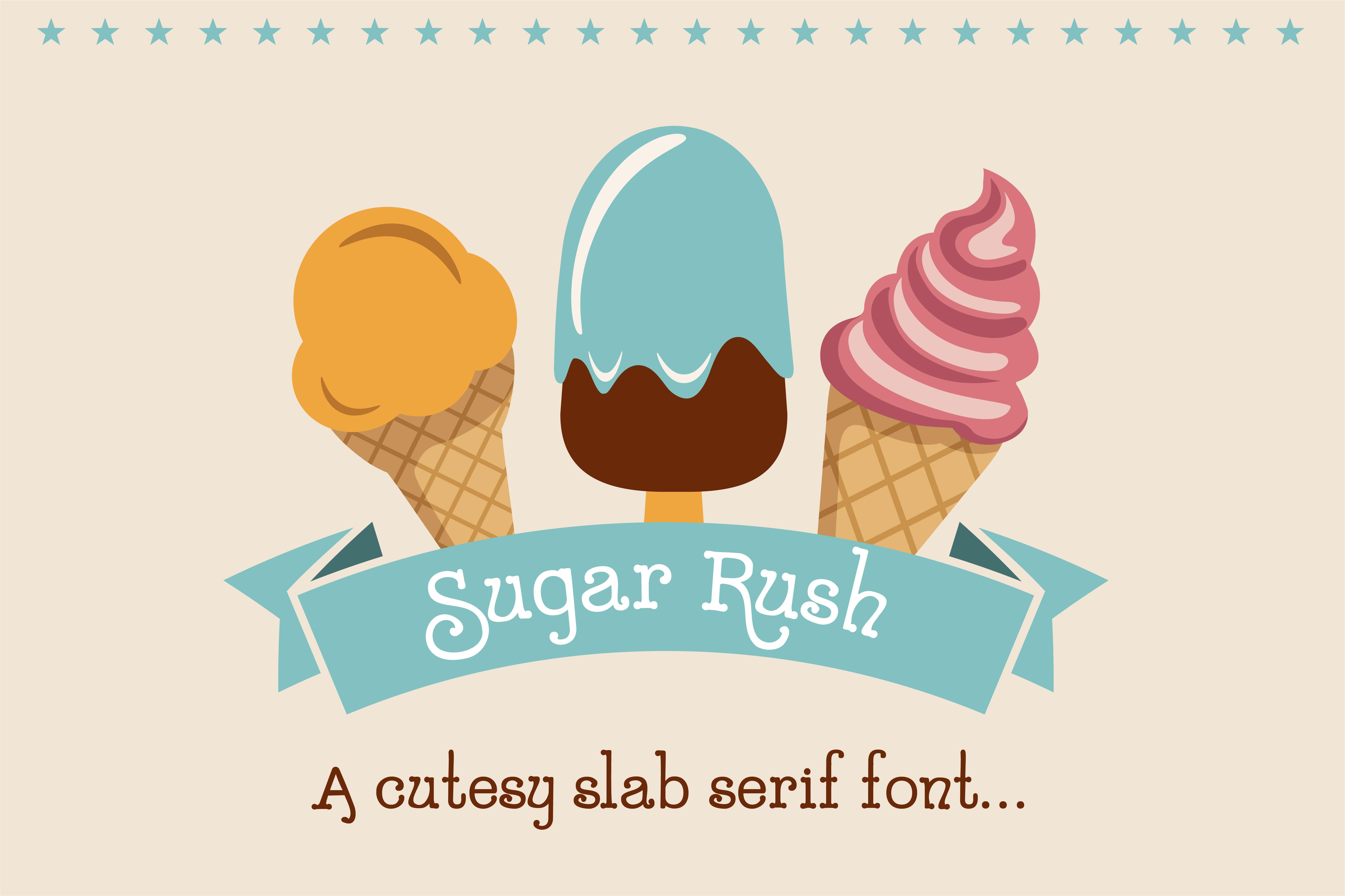 ZP Sugar Rush example image 1