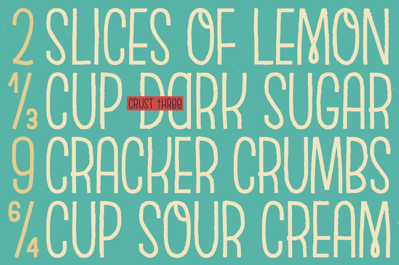 Escalope Crust Three + Icons example image 5