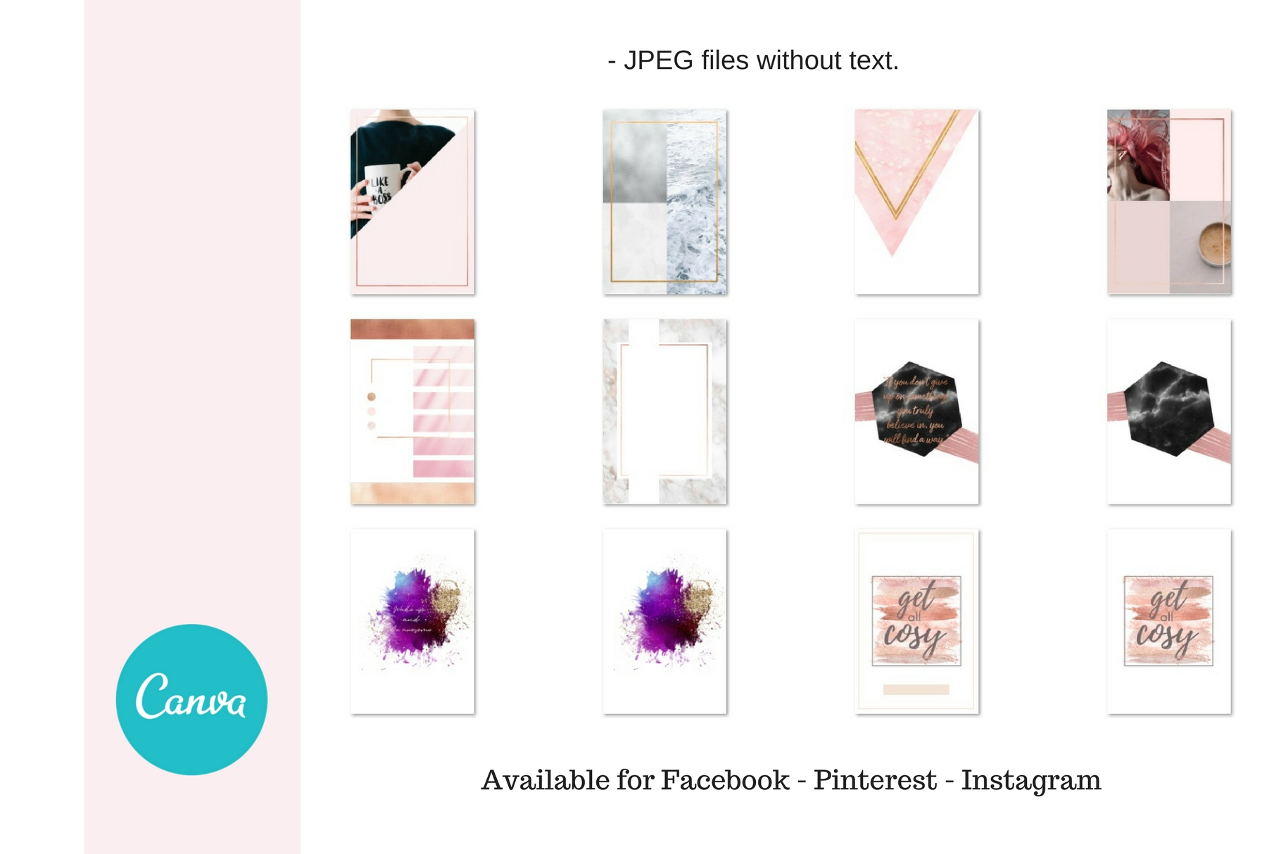 Canva for you - Social media example image 7