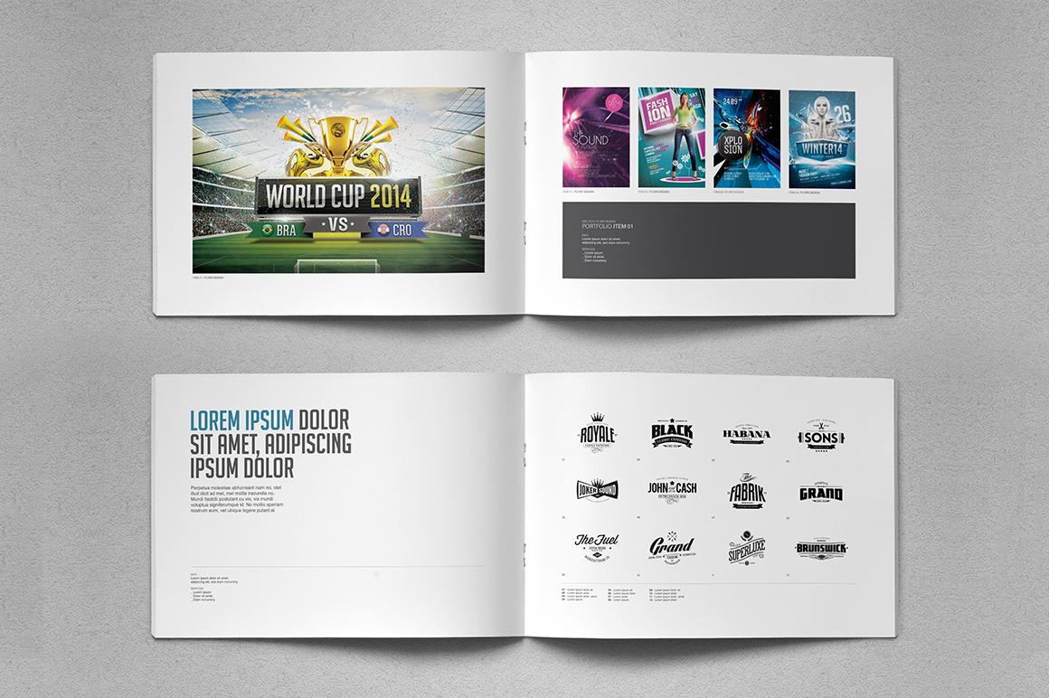 Portfolio Brochure Vol.01 example image 3