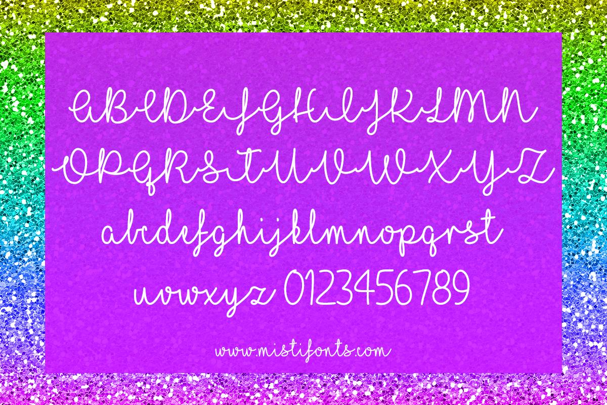 I Love Glitter example image 6