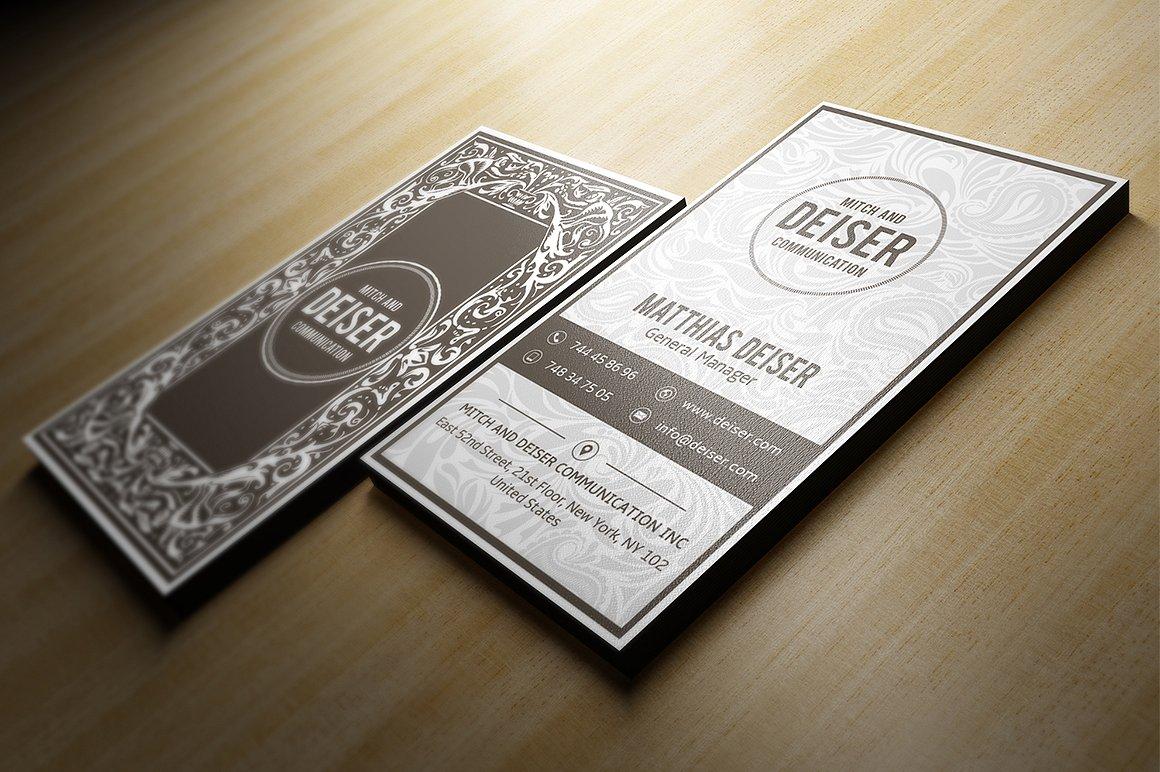 elegant business cards - Yeni.mescale.co