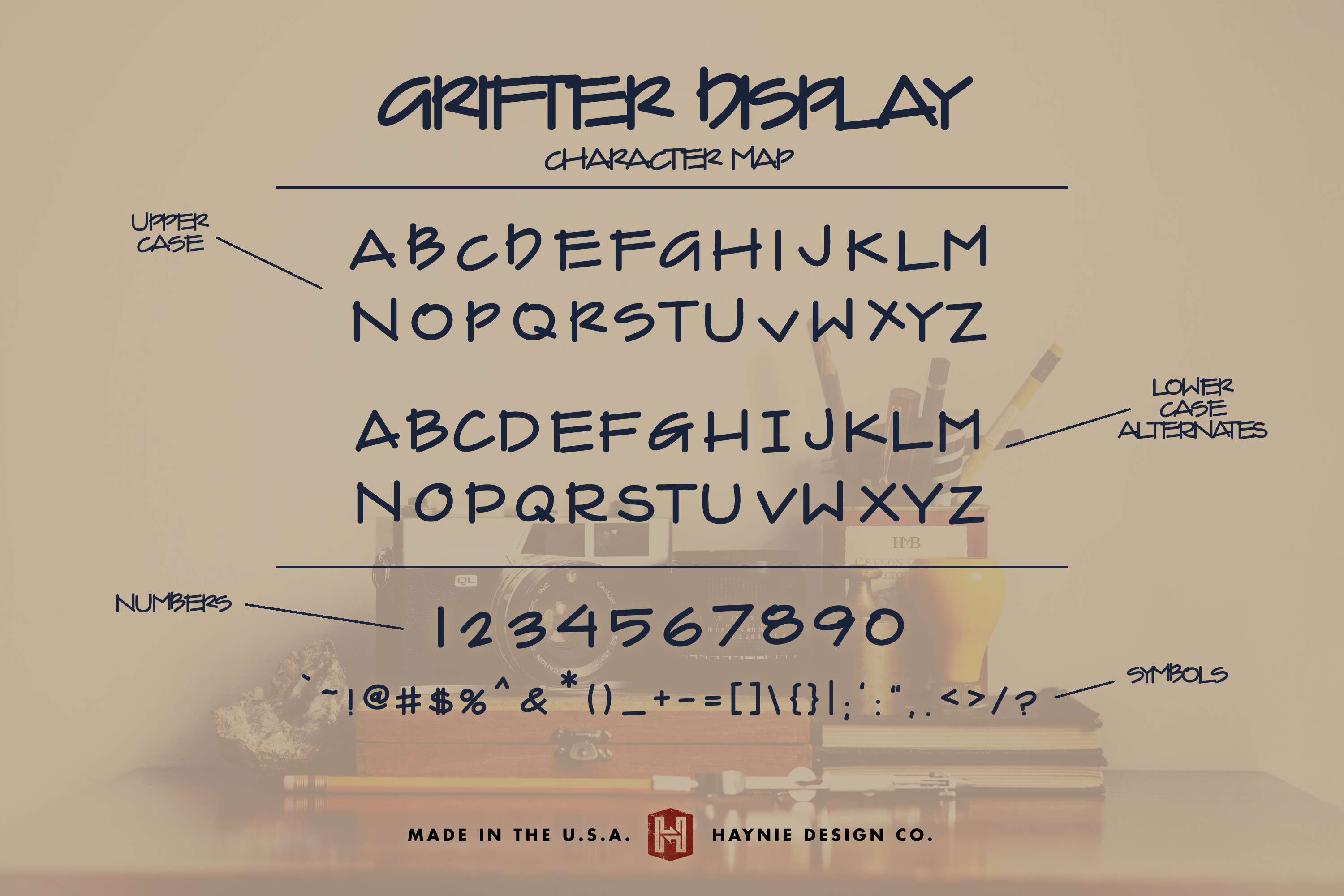 Grifter architect blueprint handwriting font bundles grifter architect blueprint handwriting font example image 7 malvernweather Gallery