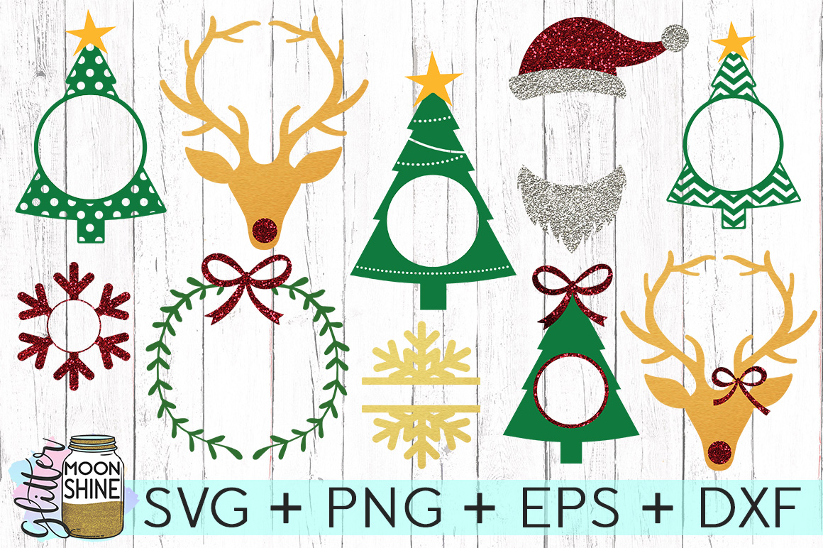 MEGA Bundle Over 700 SVG DXF PNG EPS Cutting Files example image 19