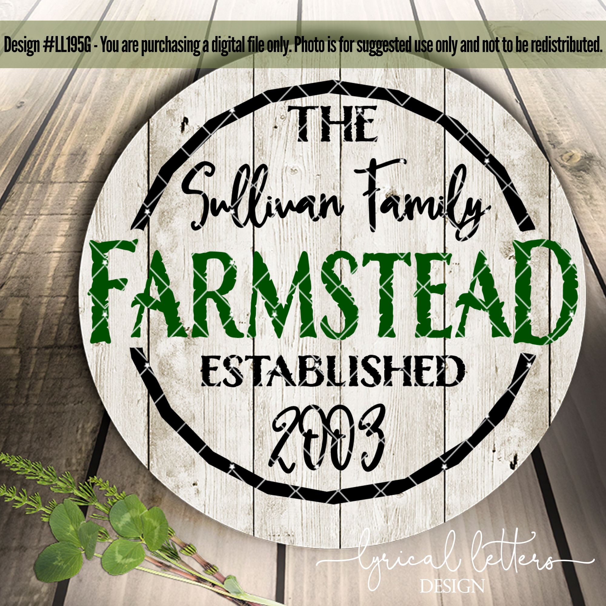 Farmhouse Bundle of 73 SVG DXF FCM AI EPS JPG and PNG Files example image 6