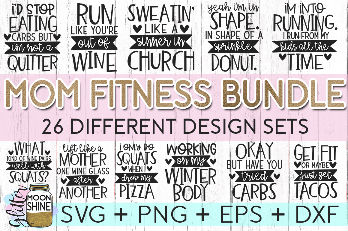 MEGA Bundle Over 700 SVG DXF PNG EPS Cutting Files example image 13