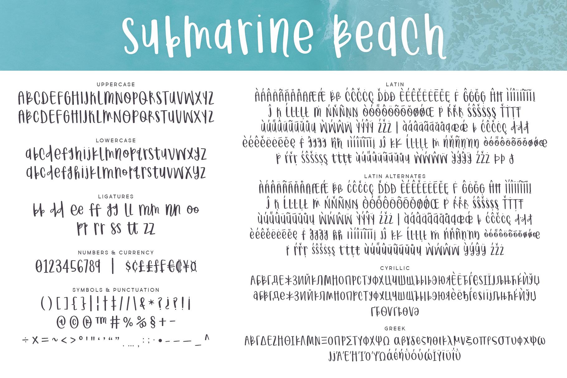 Submarine Beach example image 2