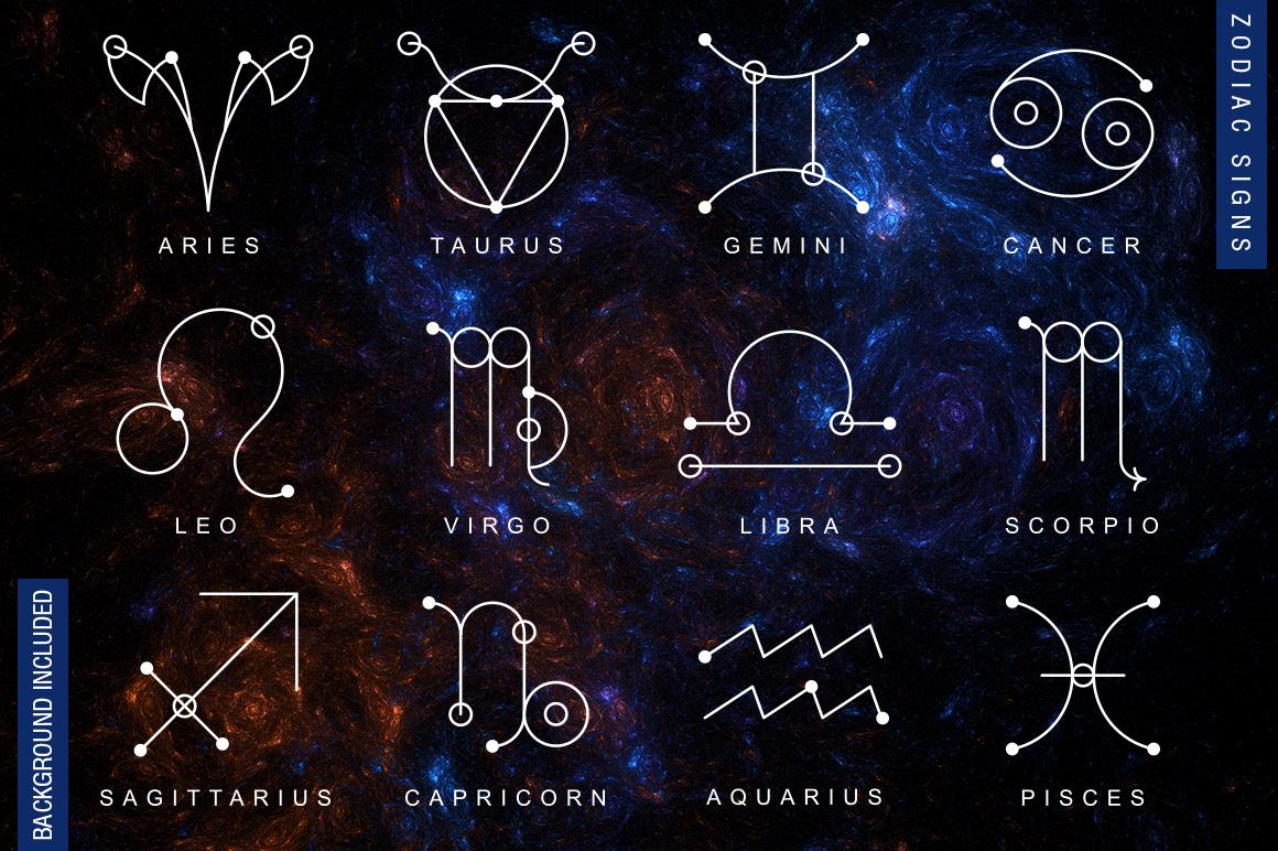 100 Sacred Geometry Symbols  example image 4