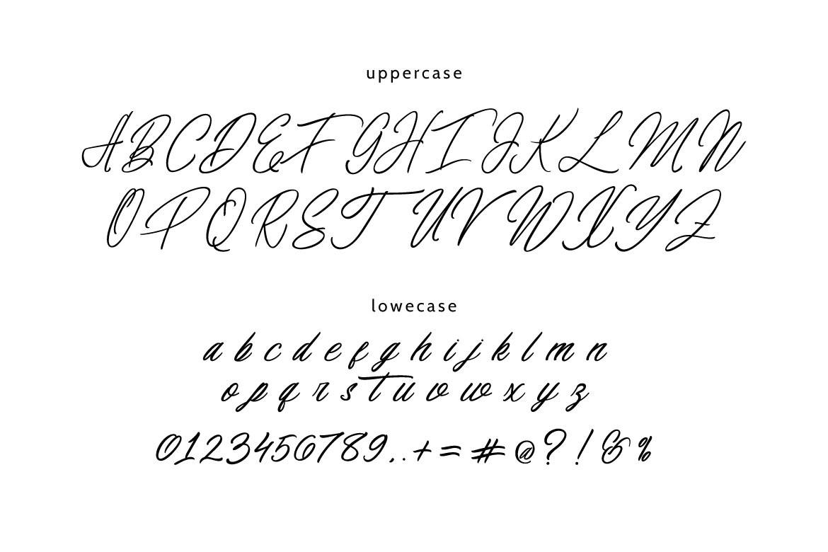 Bright Visions Typeface example image 6