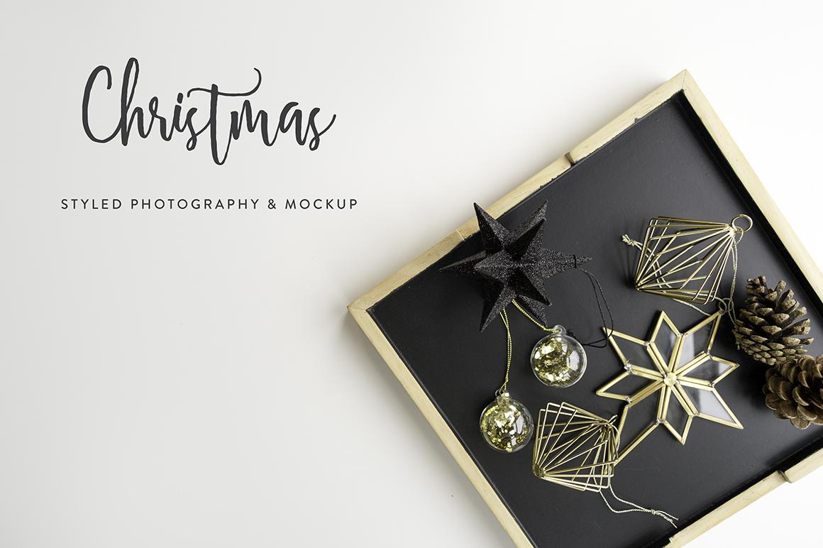 Christmas Styled Photo&Mockup #01 example image 2