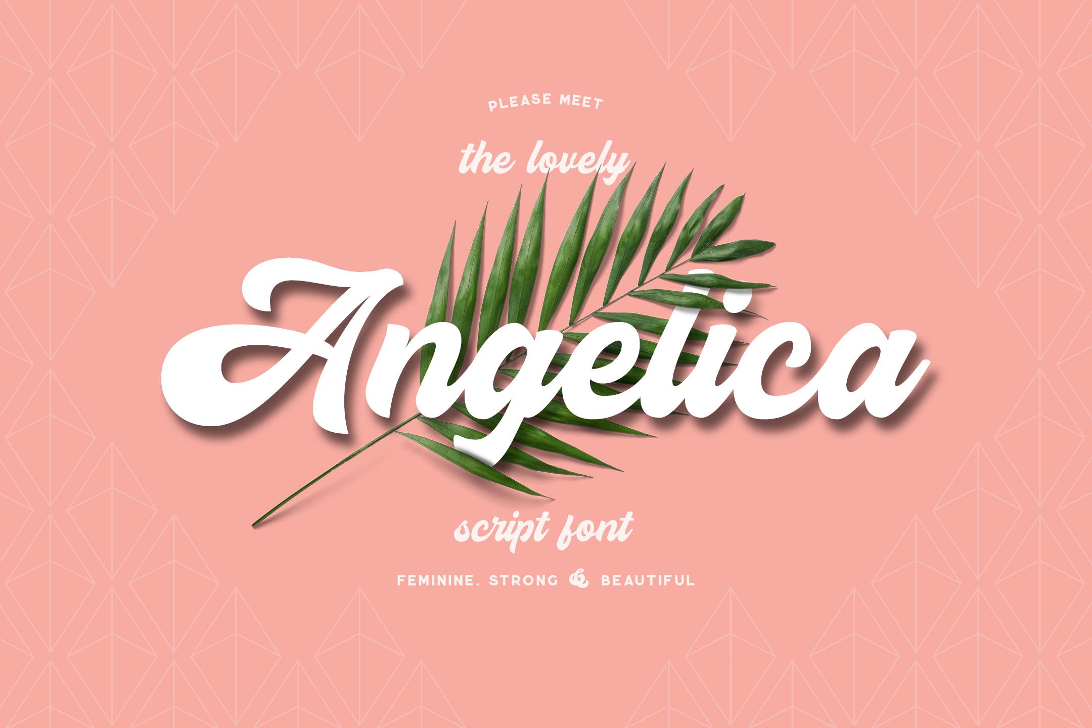 Angelica example 1