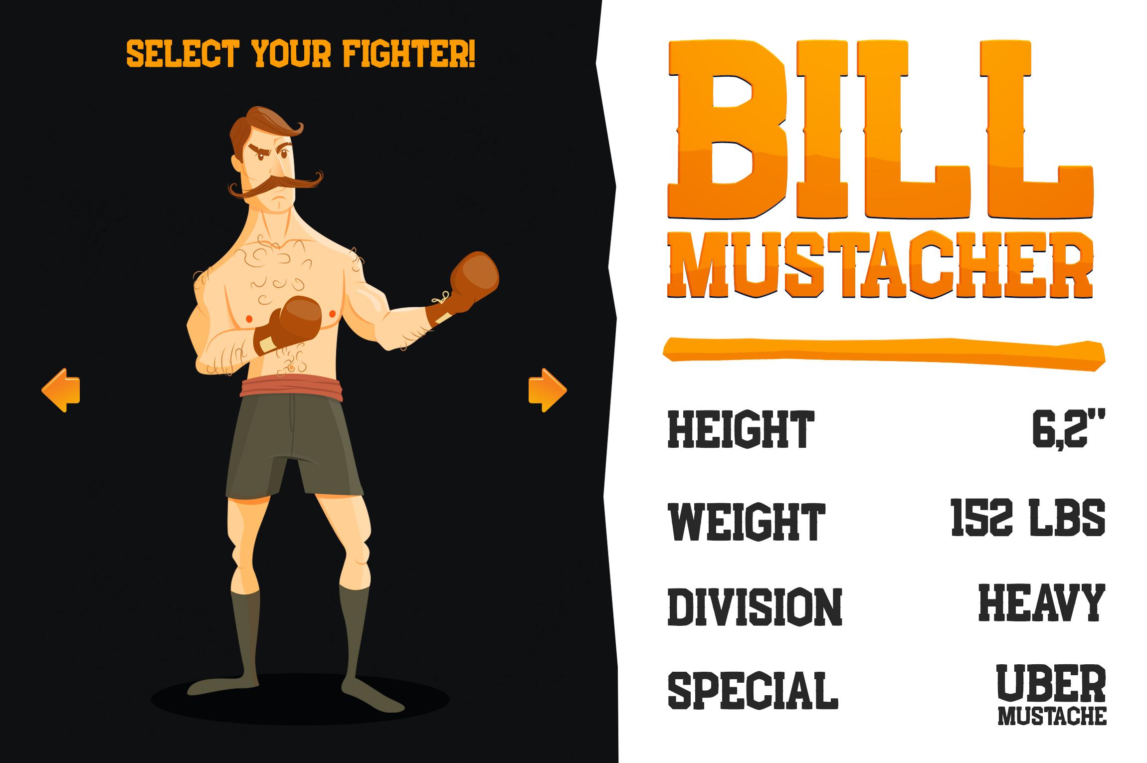 Boxing - Slab Serif Font example image 2