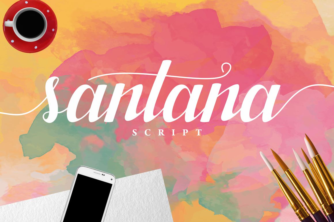 santana script example image 1