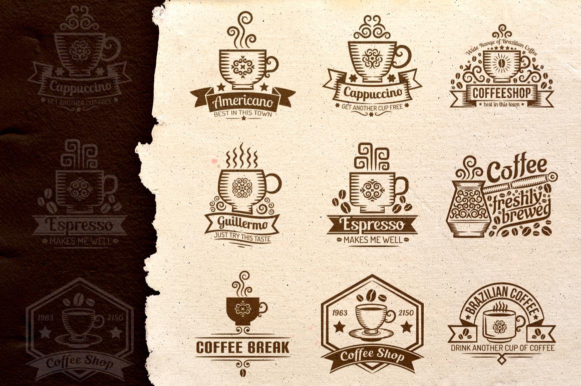 Coffee set example image 2