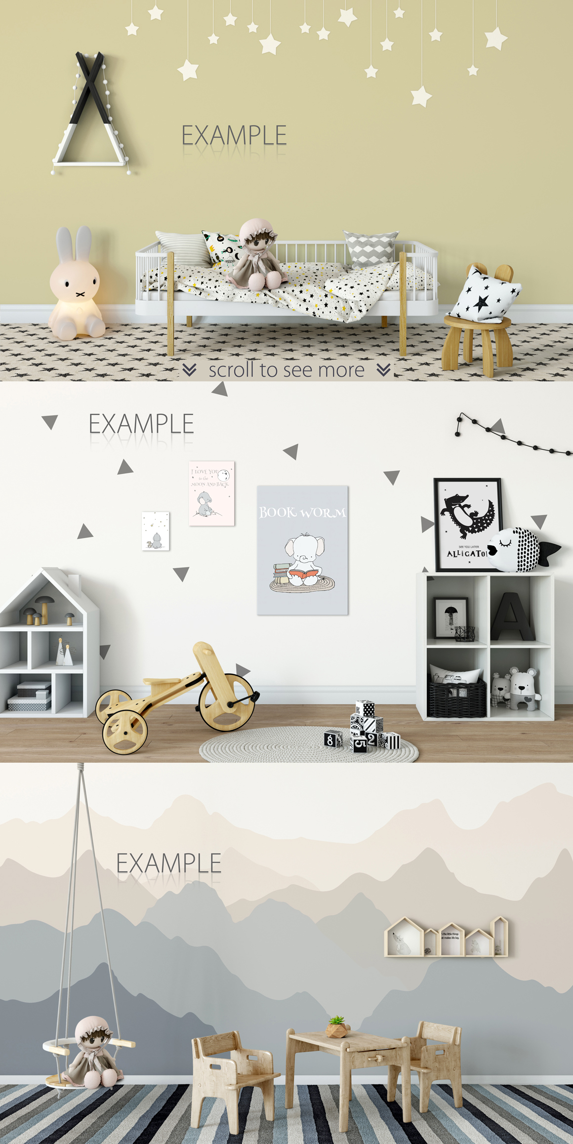 KIDS interior creator example image 9