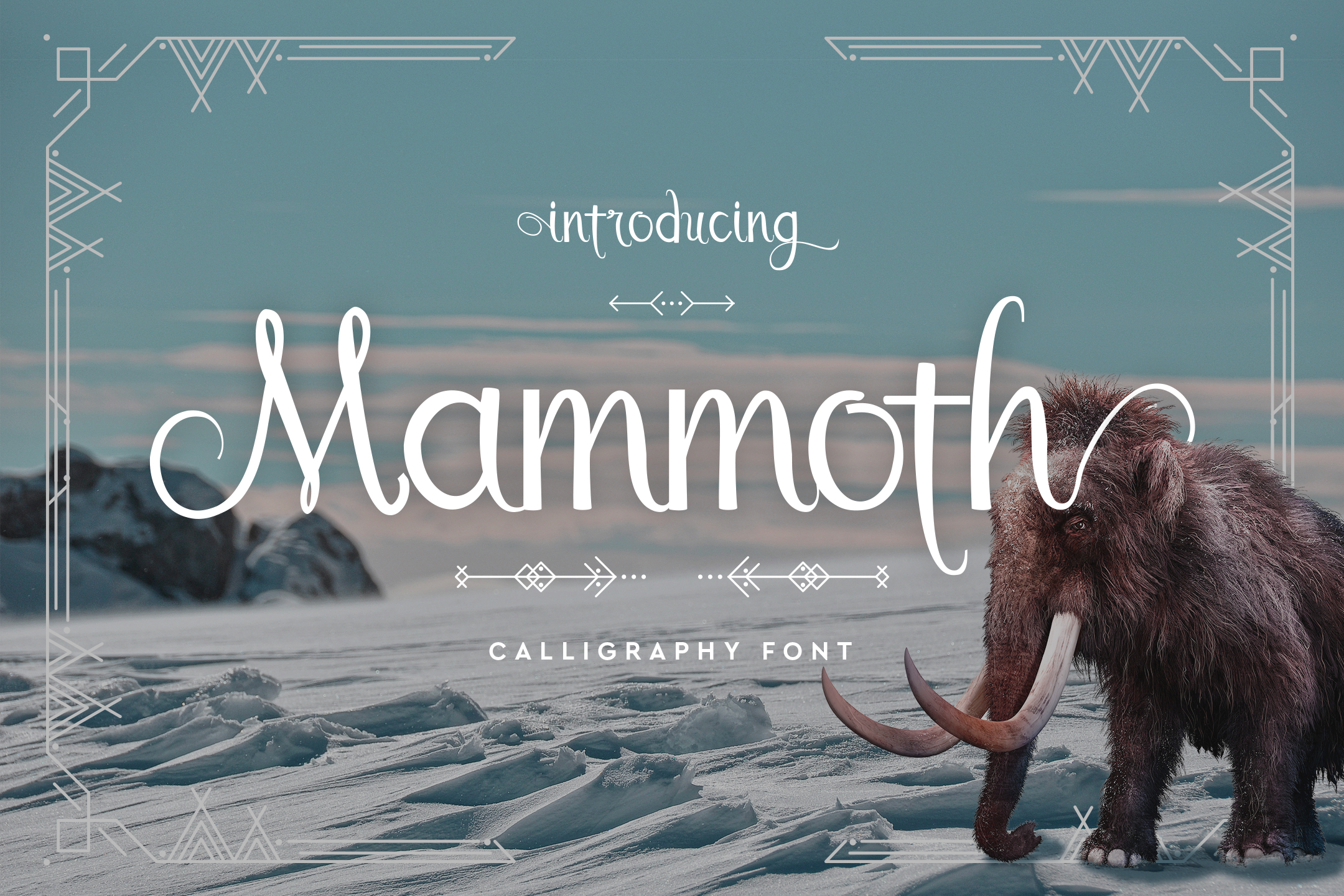 Mammoth example 1