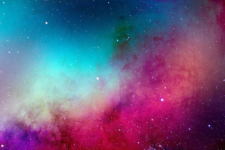 Space Watercolor Backgrounds by ArtistM   Design Bundles