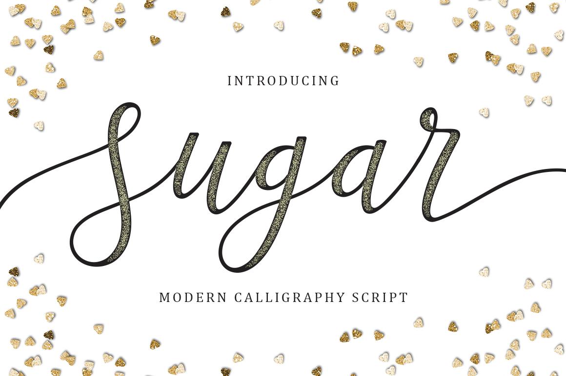 Sugar Script example 1