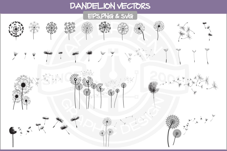 Dandelions example image 2