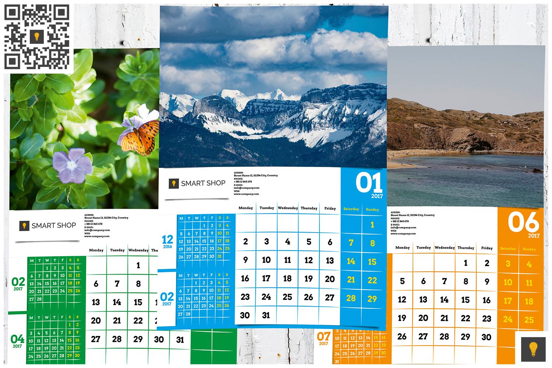 2017 Calendar Bundle (50% OFF) example image 17
