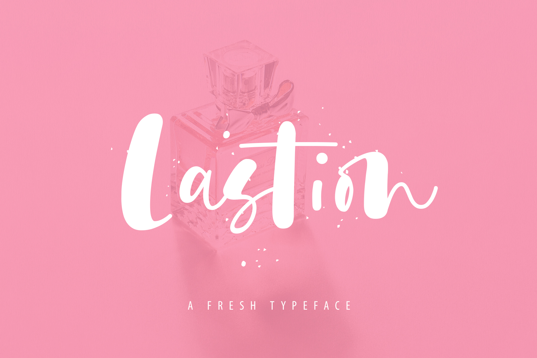 Lastion Typeface example image 1