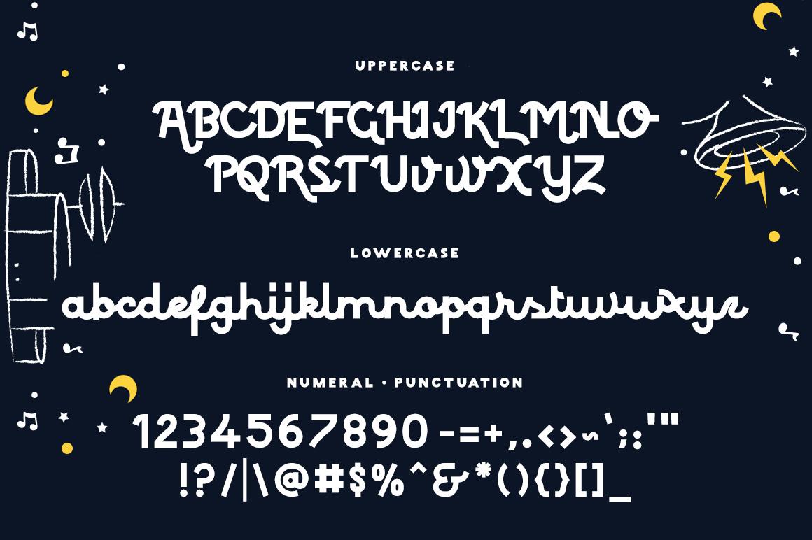 Colorado - Retro Typeface example 4