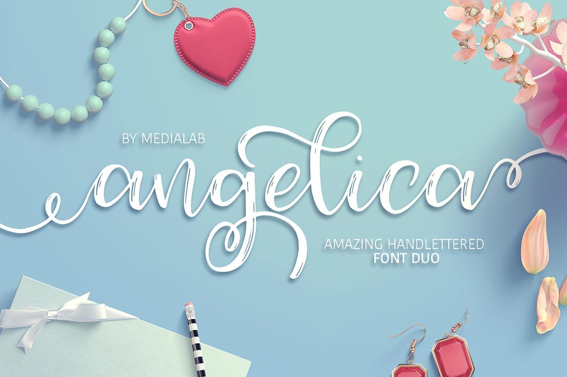 Angelica example image 1