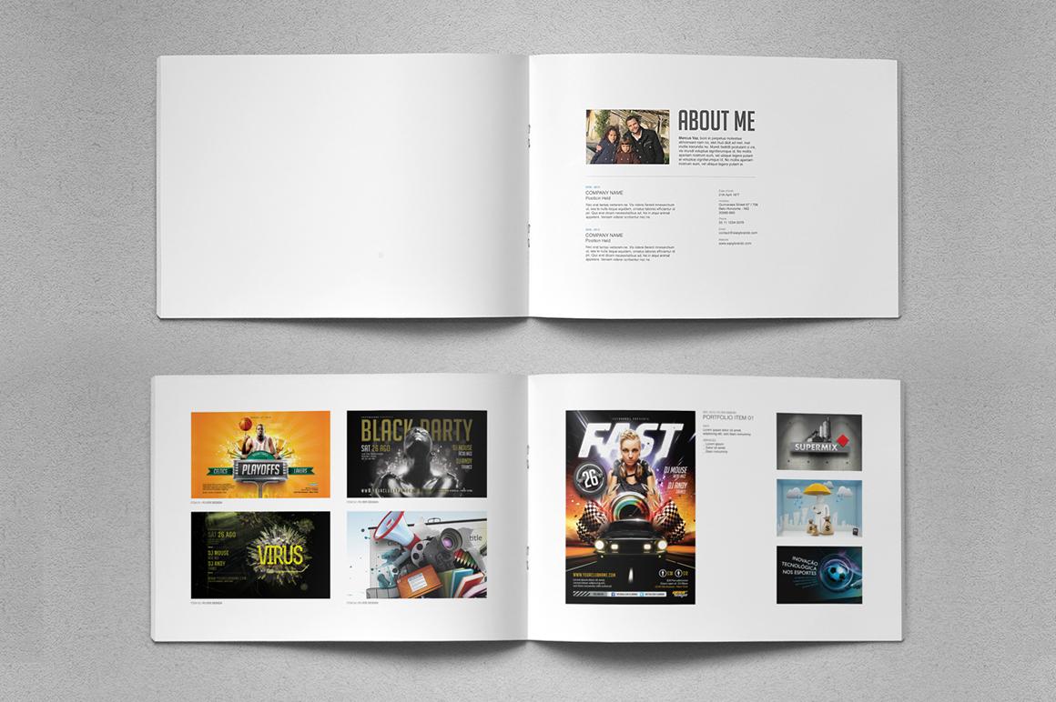 Portfolio Brochure Vol.01 example image 4
