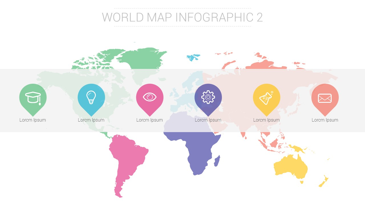 Smart world map infographics by renure design bundles smart world map infographics example image 17 gumiabroncs Gallery