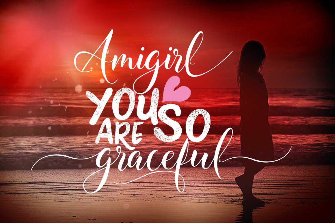 Amigirl Script example image 3