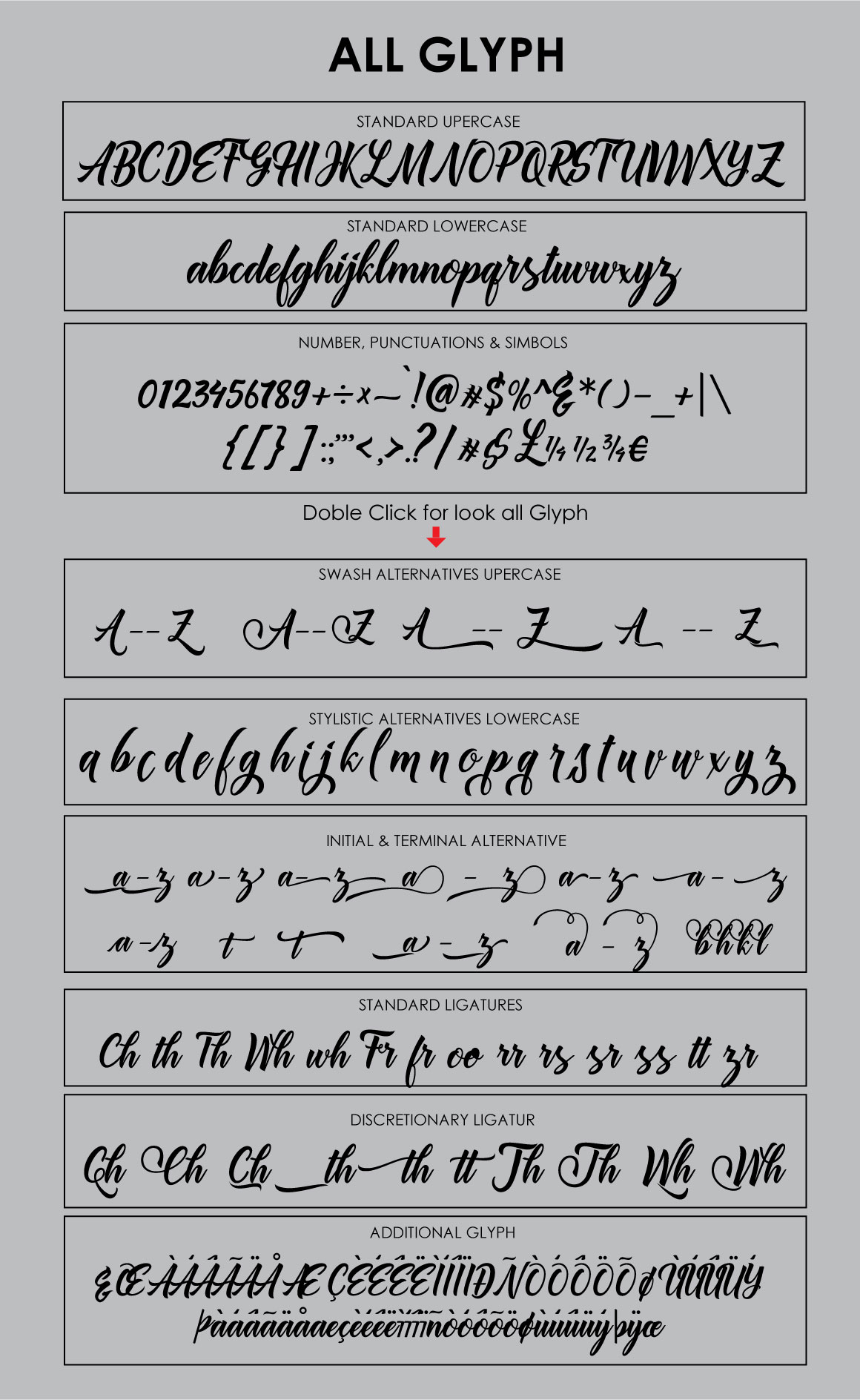 Betania Font example image 12
