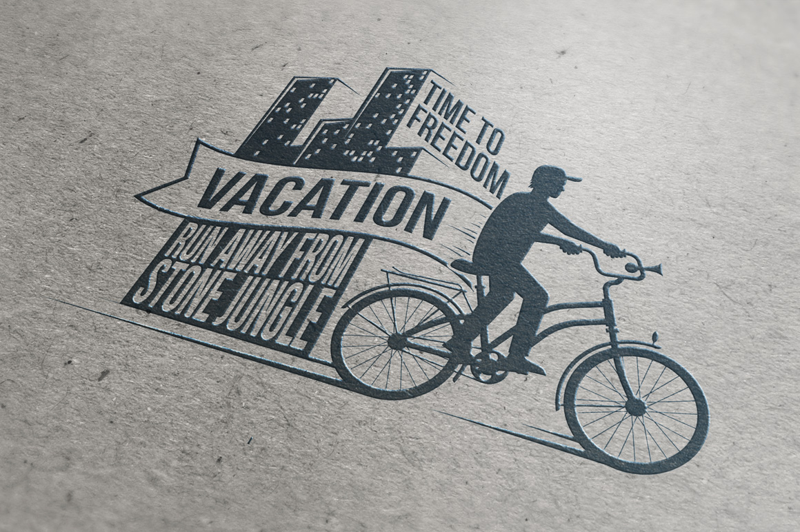 Vacation Adventure Travel logo example image 7