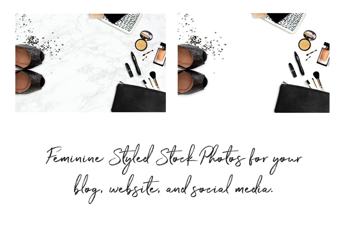 Bundle Styled stock feminine example image 5