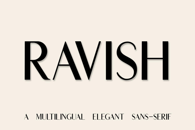 Ravish example image 1