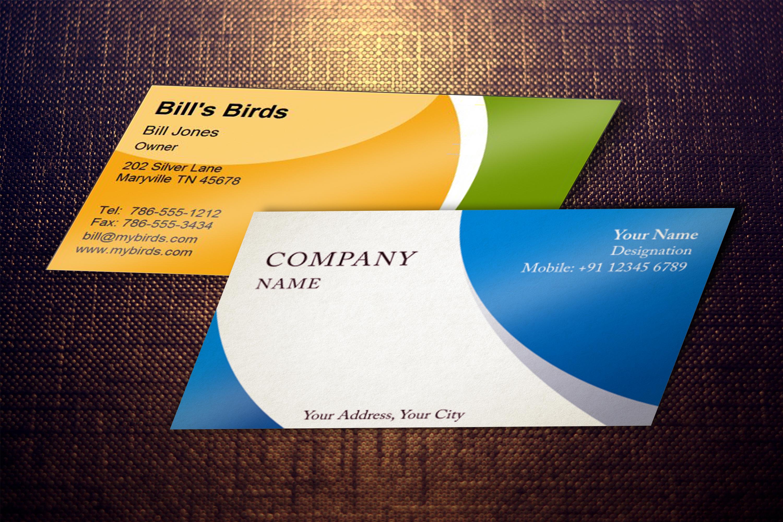 Photorealistic business card mockup set design bundles photorealistic business card mockup set example image 9 colourmoves