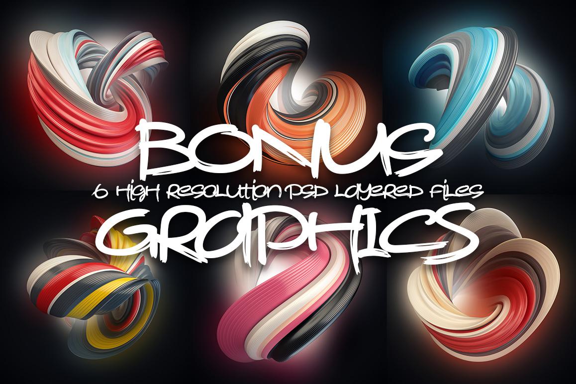 Agress Font + Bonus example image 3