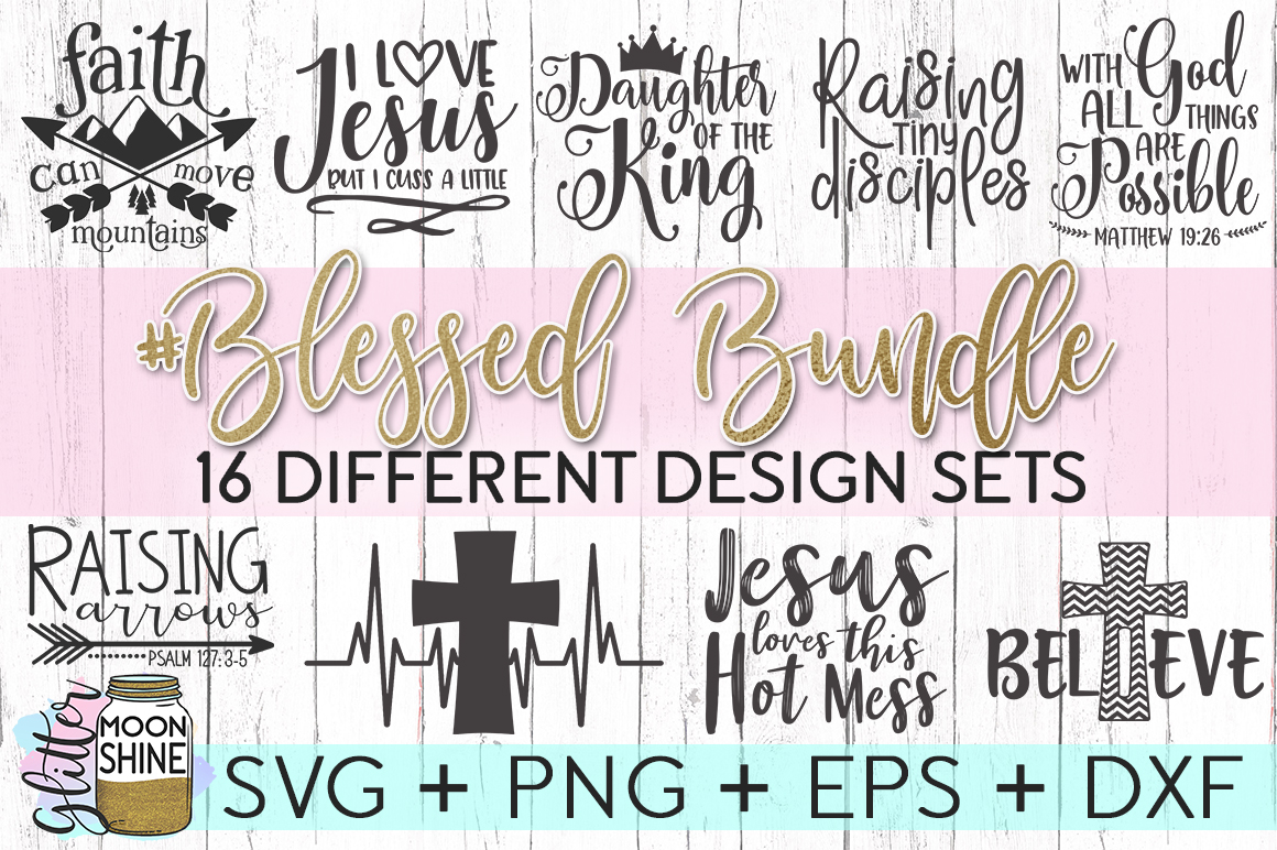 MEGA Bundle Over 700 SVG DXF PNG EPS Cutting Files example image 24