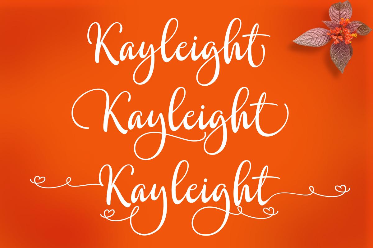 Kayleight example image 2