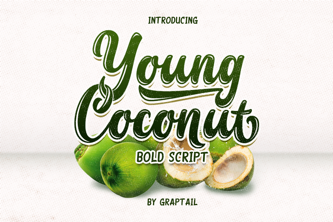 Young Coconut - 30% off + Surprise!! example image 1