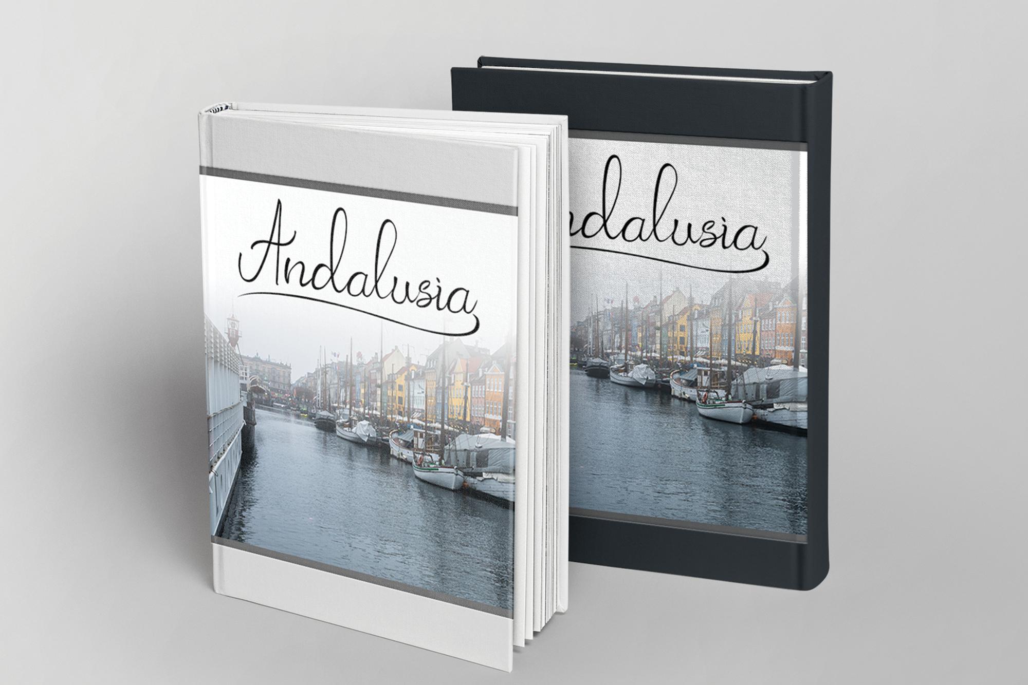 Amadora font example image 5