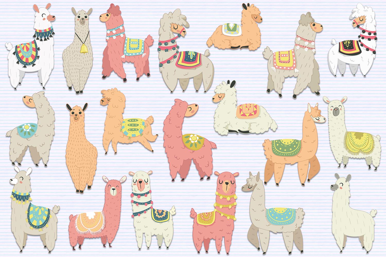 Llamas example image 2