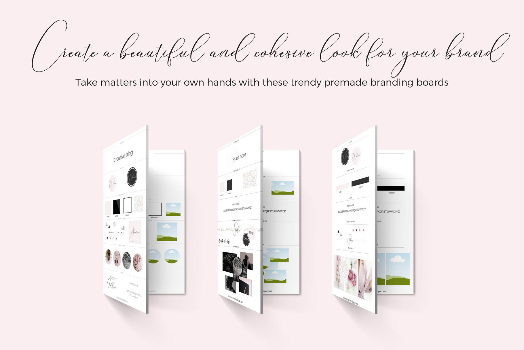Brandboards + Web graphics example image 2