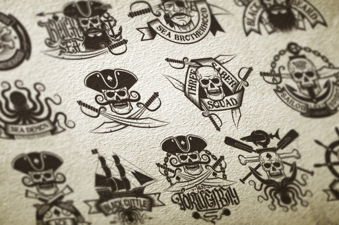 Pirate Bundle example image 2