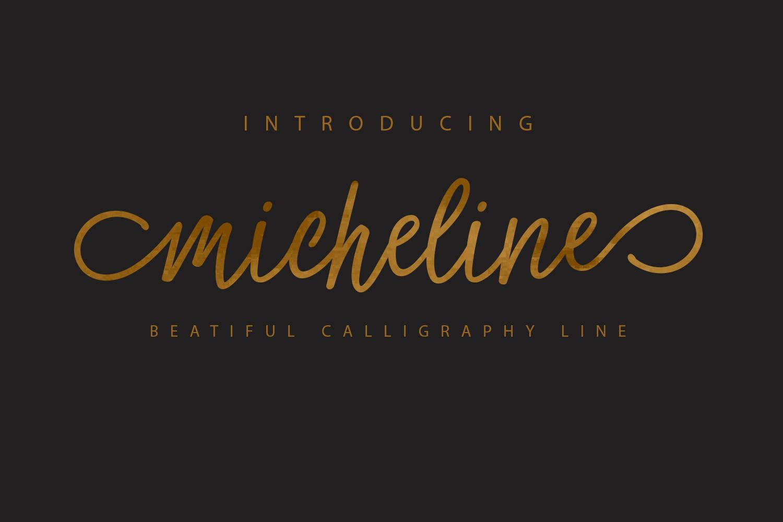 Micheline example image 1