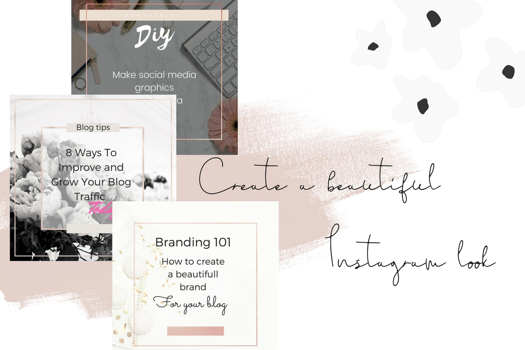 CFY - Sweet pink Social media example image 3