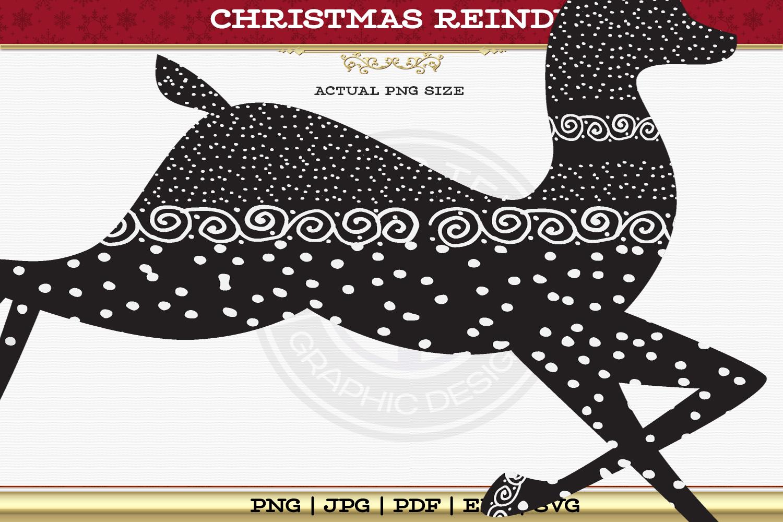 Christmas Reindeer example image 2