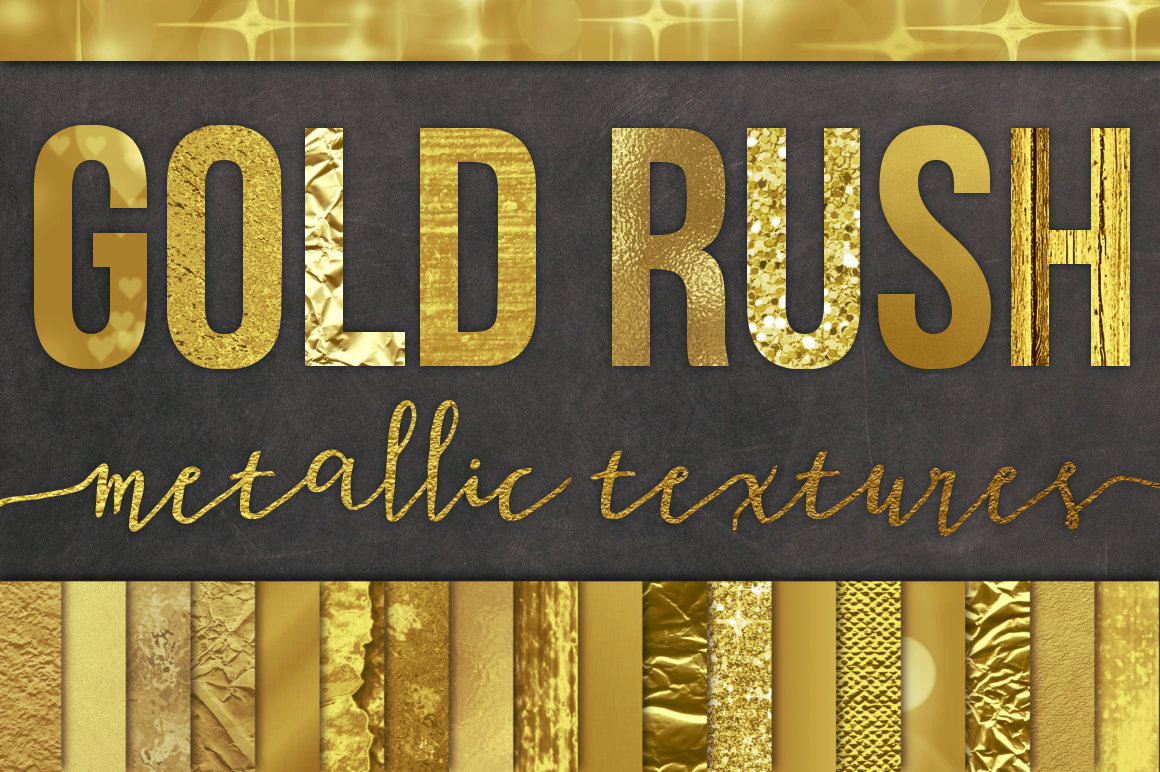28 gold foil textures backgrounds example image 1