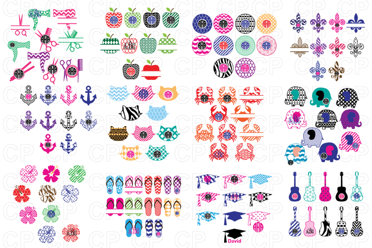 Shop SVG and DXF Bundle, Bundle SVG, Summer Bundle SVG, Shop Bundle SVG Files Cut Files, Bundle Clipart example image 2